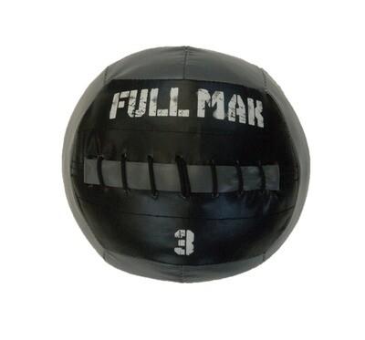 Medicine Ball Crossfit Tipo Dynamax de 3kg Sport