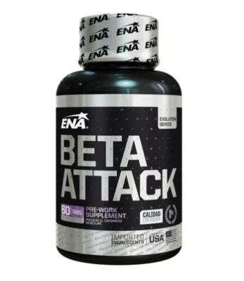 Beta Attack 60 tabs