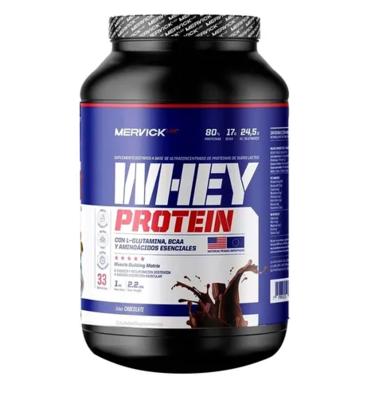Proteina whey protein 1kg Mervick
