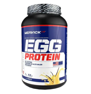 Egg Protein 1kg proteina de huevo Mervick