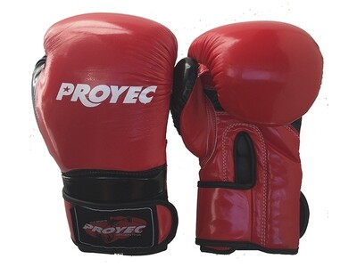 Guante box con abrojo Elite