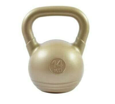 Kettlebell pesa rusa 14kg pvc