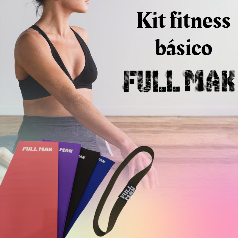 kit fitness básico