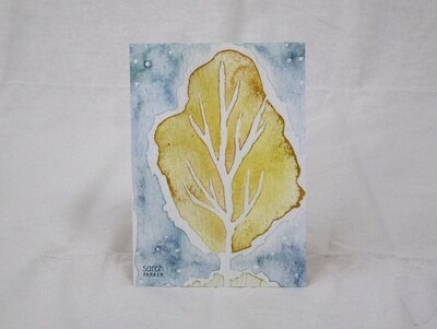 Little Tree Limited Edition Print