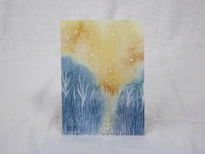 Orange Skies Limited Edition Print