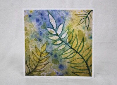 Magical Ferns Limited Edition Print