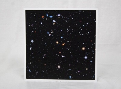 Hubble Galaxies Hyperrealism Limited Edition Print