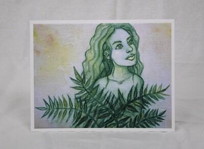 Fern Fairy Limited Edition Print