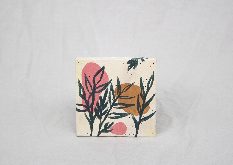Pleasant Plants Mini Canvas Art