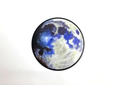Full Color Moon Sticker