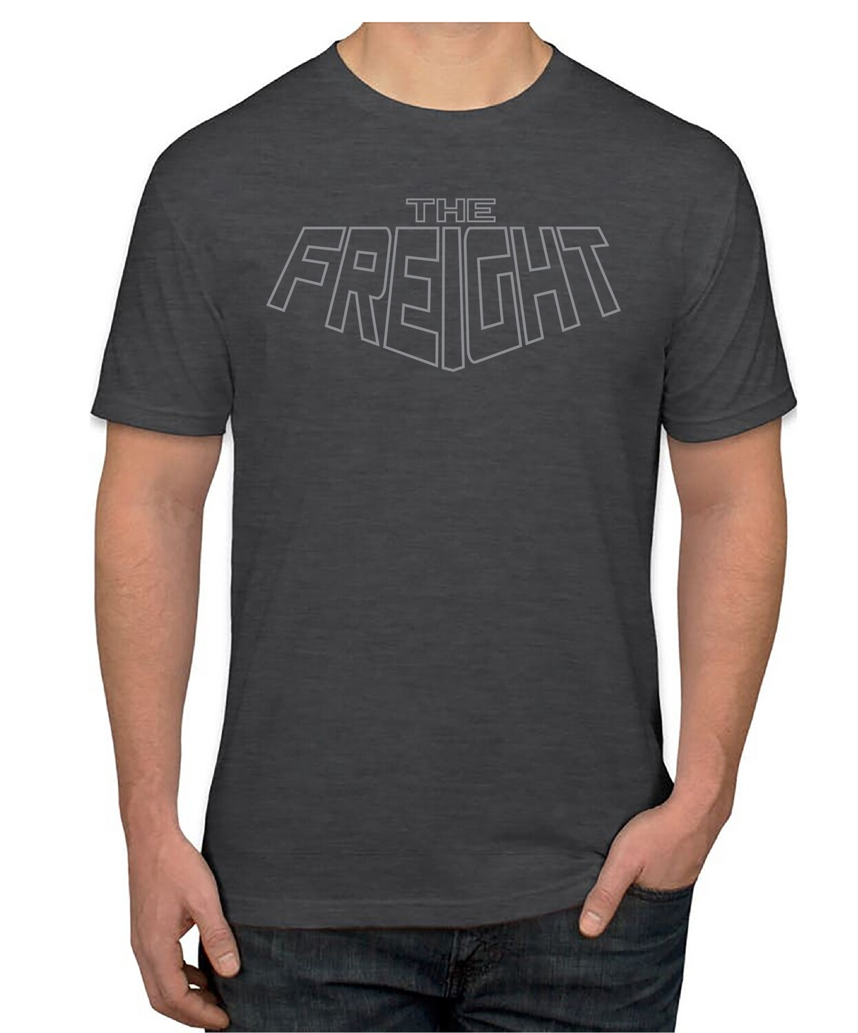 The Freight Outline Tee
