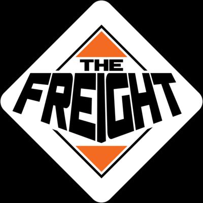 The Freight Diamond Sticker