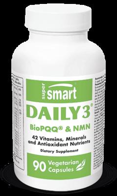 Daily 3® Multivitamin Supplement