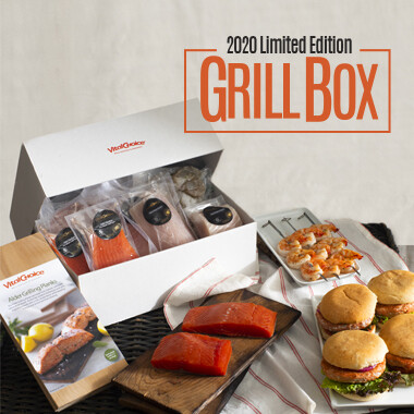 2020 Limited Edition GrillBox  seafood + grilling planks