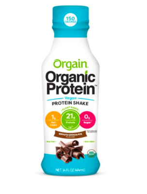 21g Organic Protein™ Plant Based Protein Shake