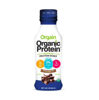 26g Organic Protein™ Grass Fed Protein Shake