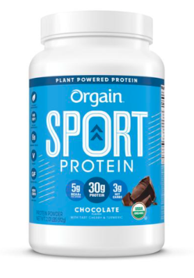 Sport Protein Organic Plant Based Powder