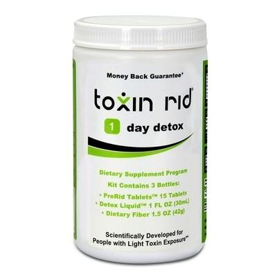 1 Day Detox By:TOXIN RID