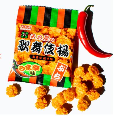 Kabukiage Rice Crackers: Uma Kara Spicy (1 Bag)