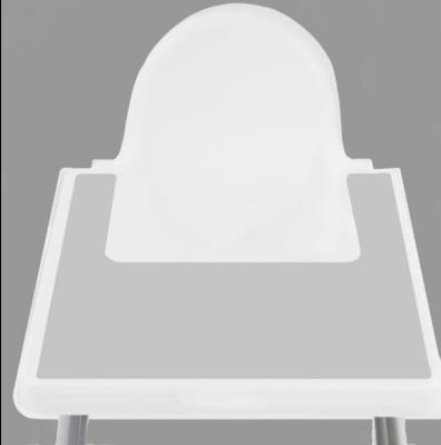 Cloud Gray IKEA Highchair Placemat