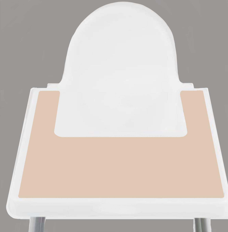 Sahara Sand IKEA Highchair Placemat
