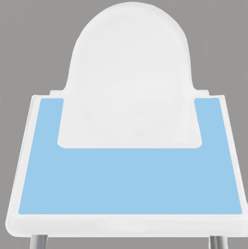 Bondi Blue IKEA Highchair Placemat