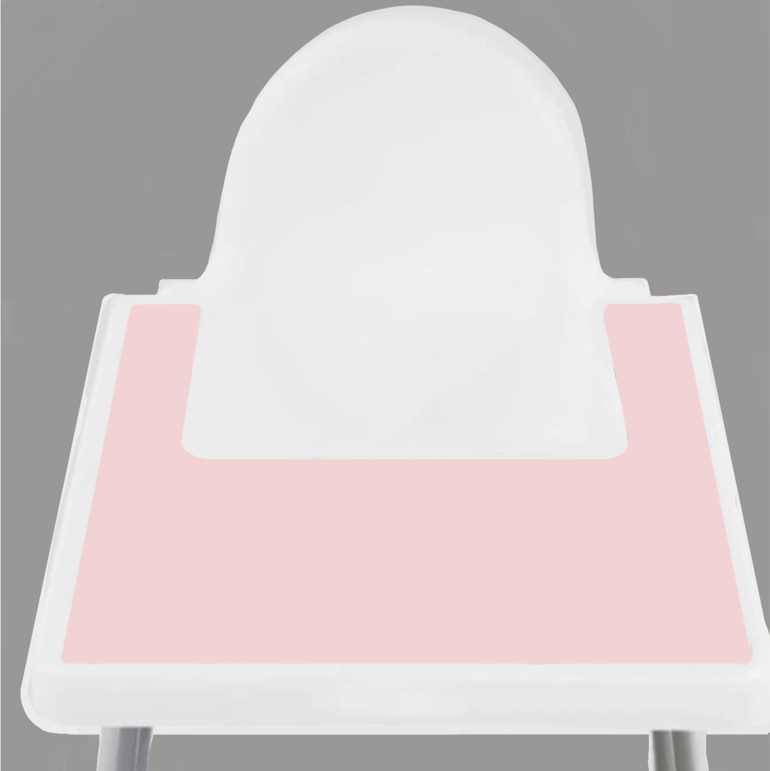 Lemonade Pink IKEA Highchair Placemat