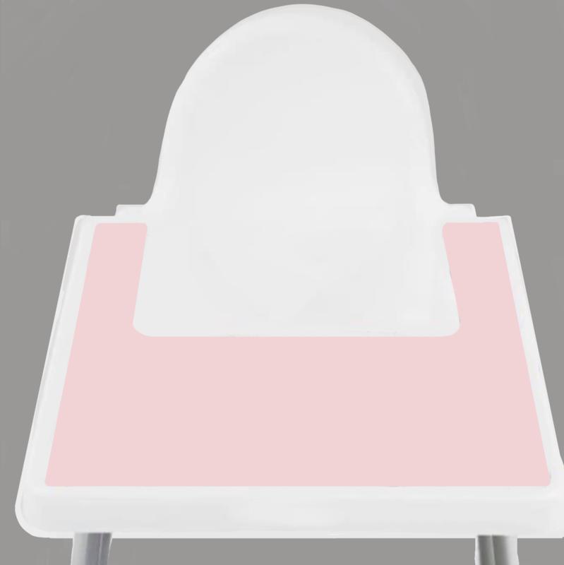 Lemonade Pink IKEA Highchair Placemat