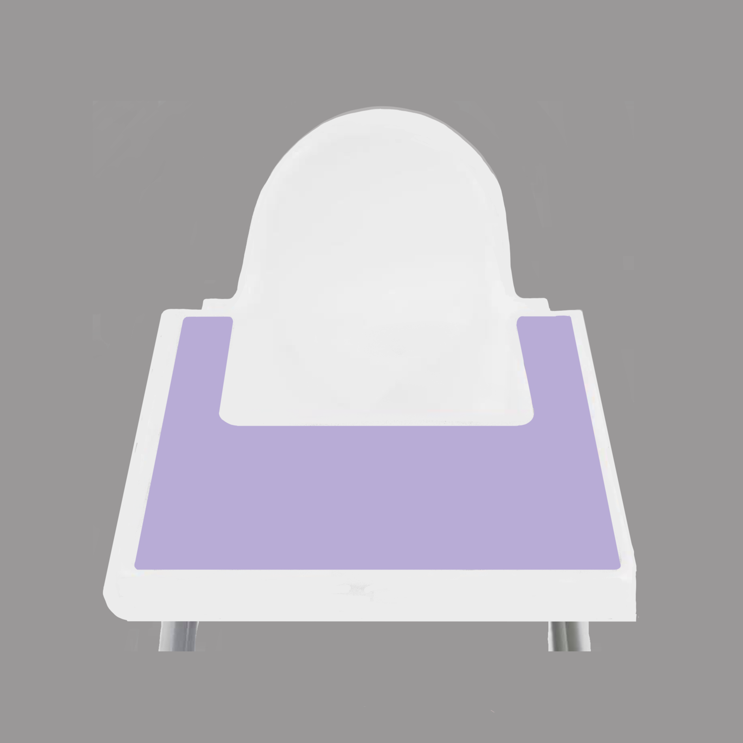 Lush Lavender IKEA Highchair Placemat