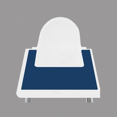 Royal Navy IKEA Highchair Placemat