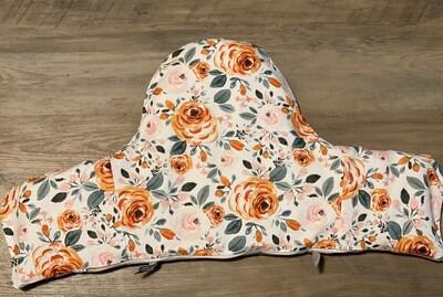 Autumn Floral Cushion Cover