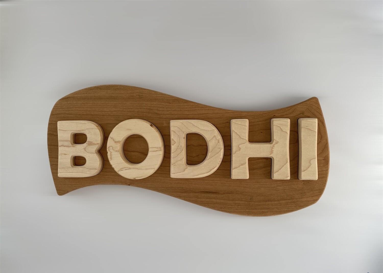 Custom Wooden Puzzles