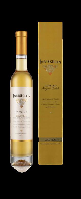Inniskillin Gold Vidal Icewine 2018, 375ml