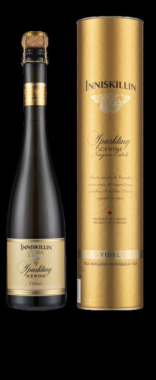 Inniskillin White Sparkling Vidal Icewine 2018 375ml