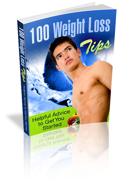 100 Weight Loss Tips.