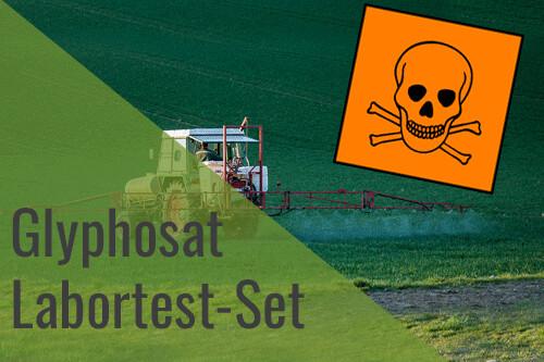 Glyphosat Labor Test
