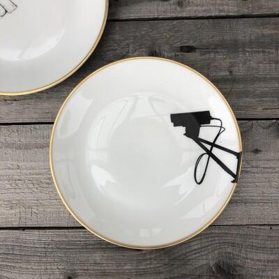 """Dessertteller """"Überwachungskamera"""", ca. 20cm"""