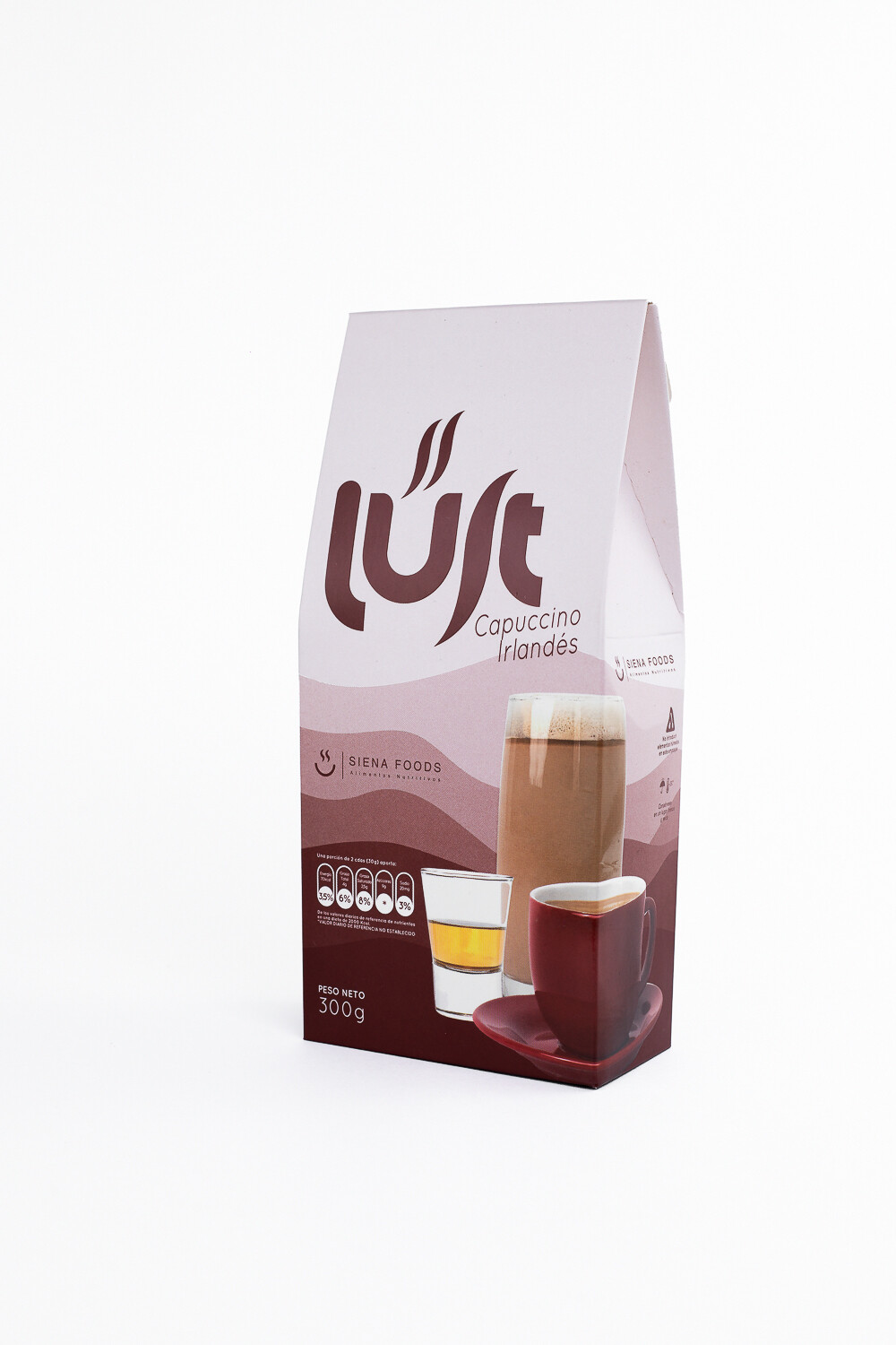 Cappuccino Irlandes 300g