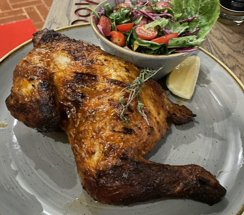 1/2 Peri Chicken