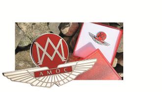 AMOC Lapel Pin