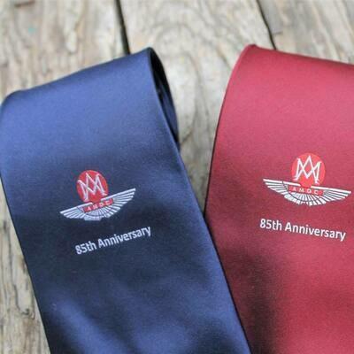 85th Anniversary Tie