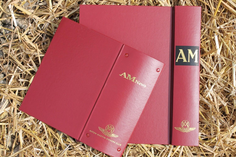 AM Quarterly Binder