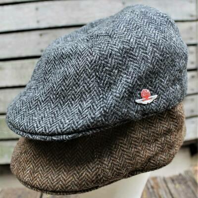 Driver's Cap - Tweed