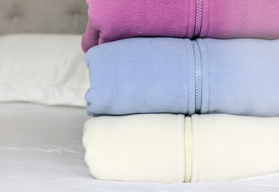 Fleece jacket - women