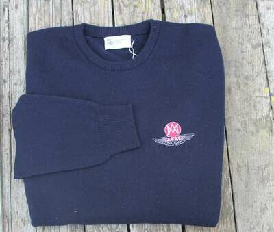 Lambswool Pullover - for men
