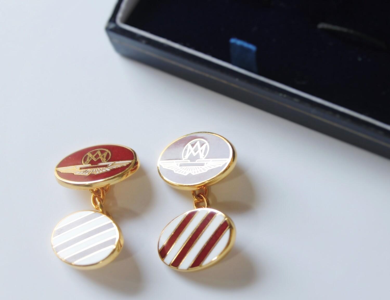 Benson & Clegg - Gold plated Cufflinks