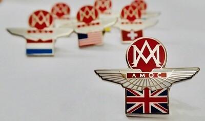 Lapel Pin - AMOC International