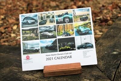 AMOC Desk Calendar