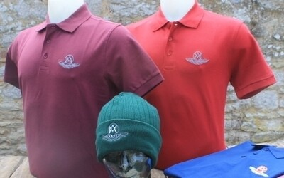 Luxury Stretch Polo - for men