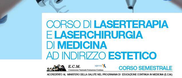 Corso Laser - Iscrizione On-line